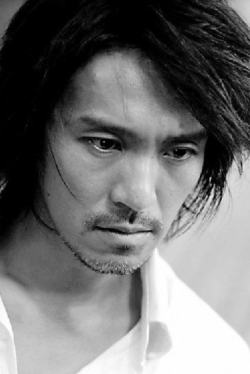 Stephen Chow, Chinese actor/director from Hong Kong, b. 1962