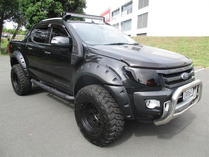 Ford Ranger WILDTRAK 4X4 BEASTMODE 2013   Trade Me