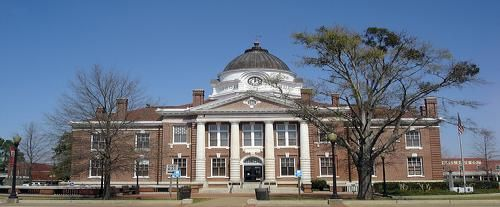 Candler County Courthouse Photo