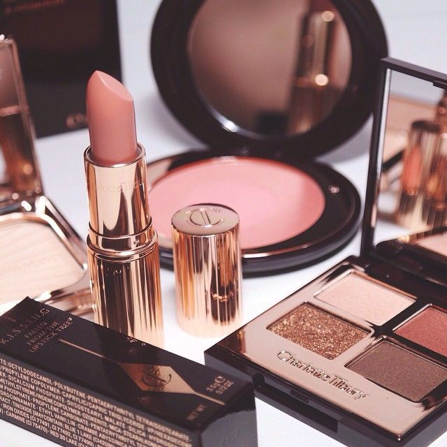 Our latest must-have: everything in the Charlotte Tilbury makeup collection.