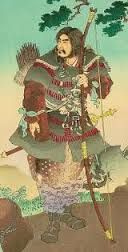 Hoori is the God of Hunting. He is considered a hero and descended from the first Emperor.