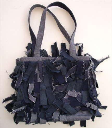 Rag Bag: Fashion Artage C, Totes Bags, Rag Bags, Sewing Ideas, Leather Bags, Diy Projects