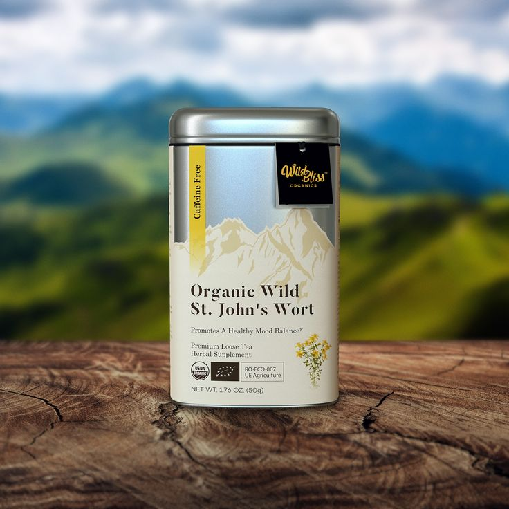 WildBliss Tea on Packaging of the World - Creative Package Design Gallery