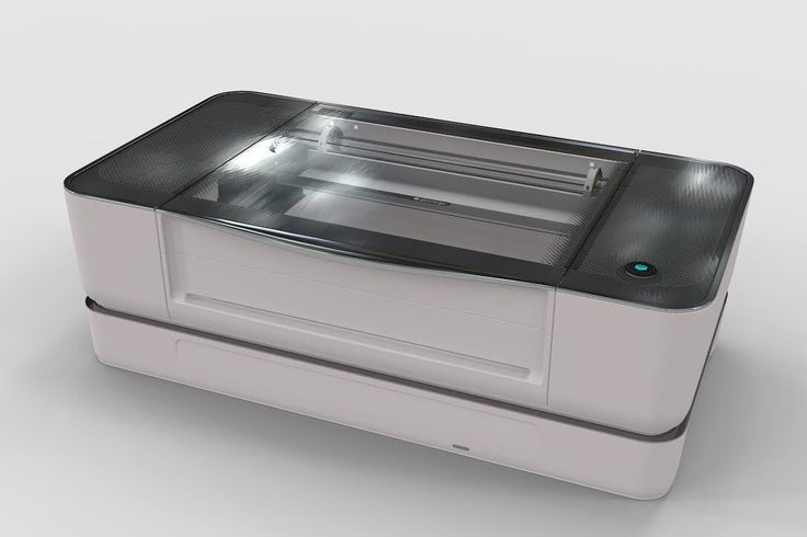 Glowforge, A Wireless 3D Laser Printer, Cutter, and Engraver