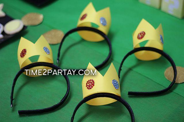 "Photo 3 of 35: Super Mario Party / Birthday ""Super Mario 12th Birthday Party"" | Catch My Party"