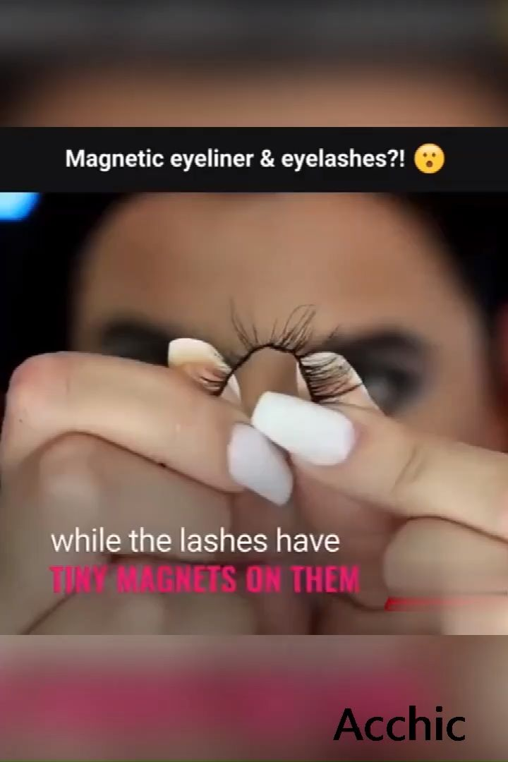 ON SALE & HOT SALE! Buy 2 Get Extra 5% OFF (Code: AC5) Time to say goodbye to the messy glue fake lashes and hello to the NEW MAGNIELASHES professional formula!