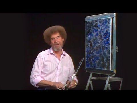 Bob Ross - Teton Winter (Season 24 Episode 3) - YouTube