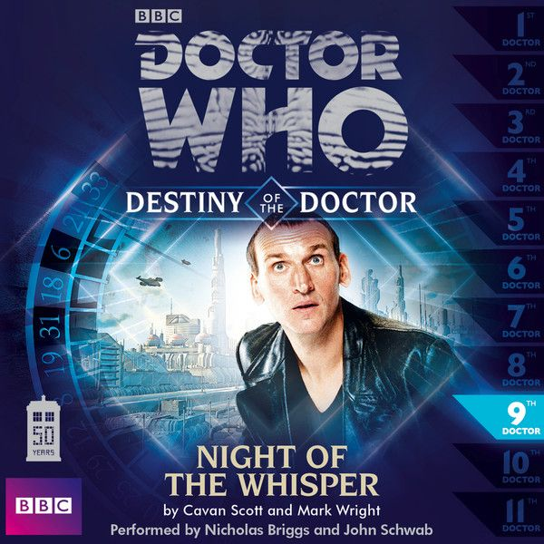 9. Night of the Whisper
