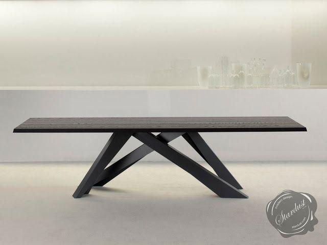 Dining Room Tables --- Bonaldo Italian Contemporary Modern BIG Dining Table | Modern Interior Design