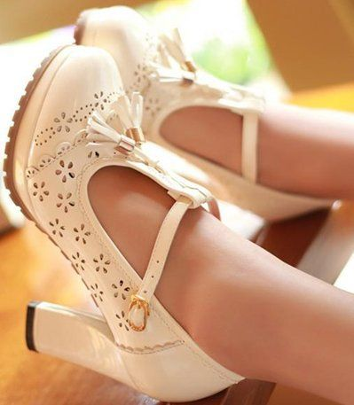 wedding shoes thick heel stable heel on your special day