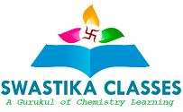 If you want Chemistry classes for IIT JEE, NEET, PMT, AIPMT, XI  & XII.  Then Swastika Classes give Best chemistry classes in Delhi/NCR