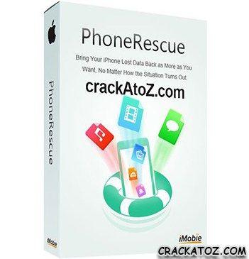 برنامج phonerescue مع الكراك