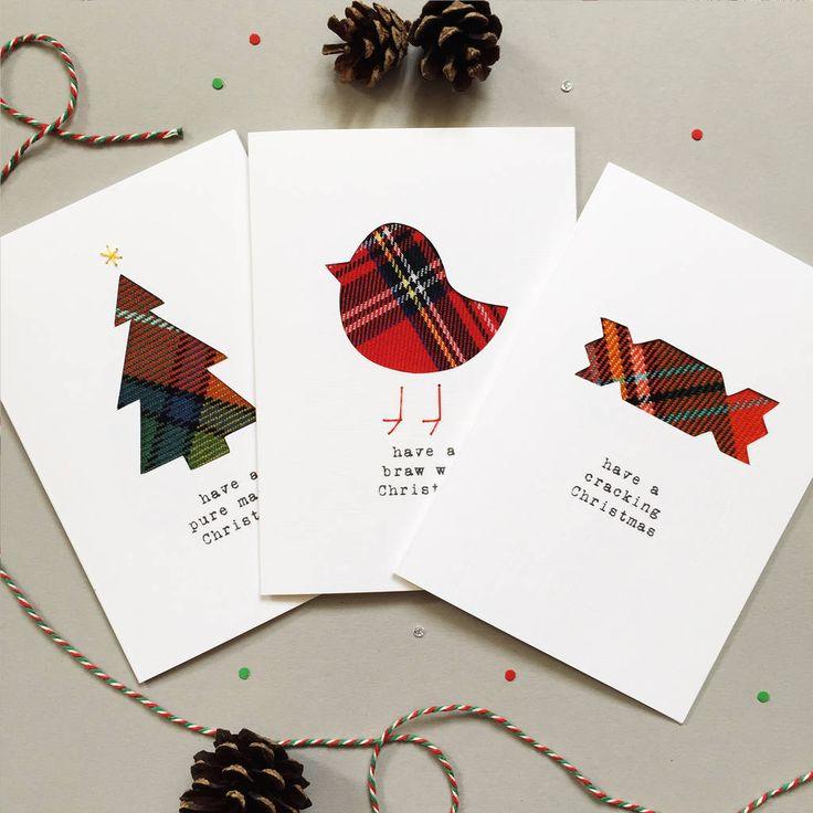 Special Christmas Wishes Homemade Cards - Handmade4Cards.Com