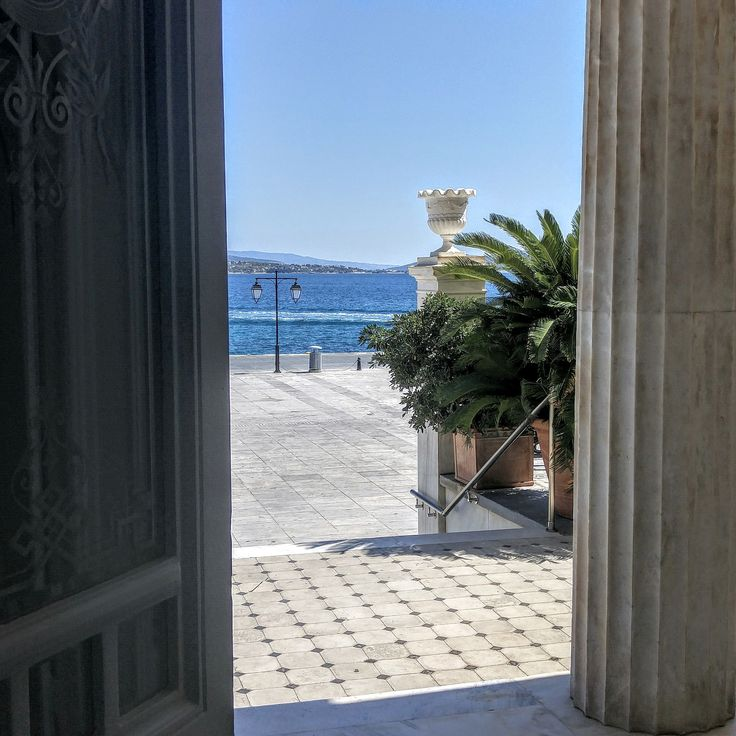 At Poseidonion Grand Hotel in Spetses