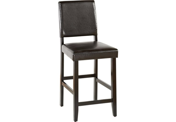Sunset View Brown Counter Height Stool from Rooms to Go Bar Stools Pinterest