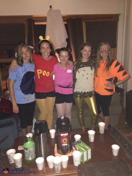 12 best halloween images on pinterest carnivals costumes and the hundred acre hood halloween costume contest at costume works solutioingenieria Image collections
