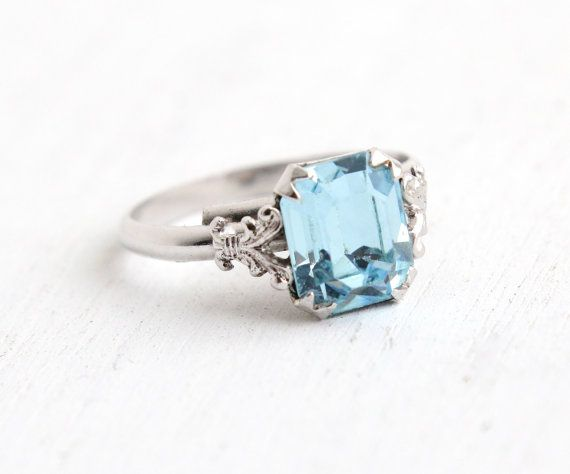 ZAG Bijoux Royal blue stone ring tLXbn