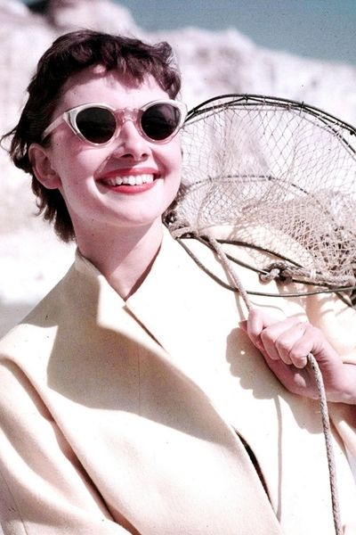 Audrey On Weekends