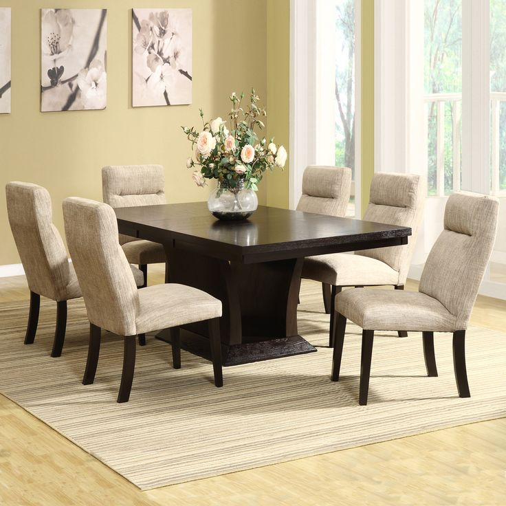 1000 ideas about contemporary dining sets on pinterest for 7 piece dining room sets under 1000