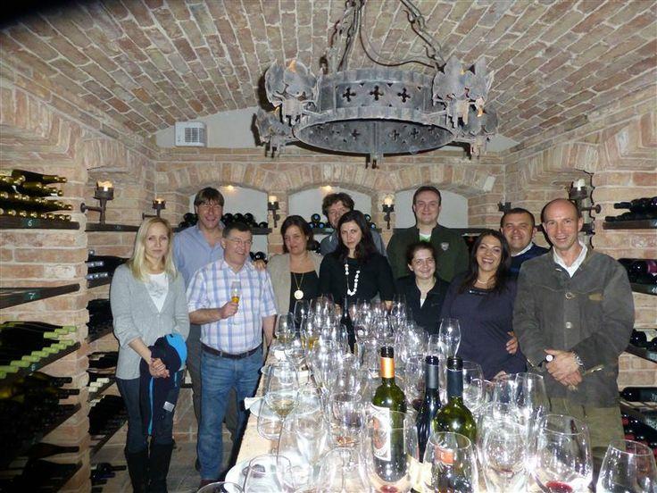 Degustazione vini - Weinverkostung - Vine tasting