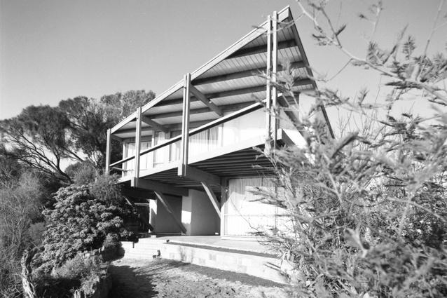 Robin Boyd's Kaye House. Image: Robin Boyd Foundation