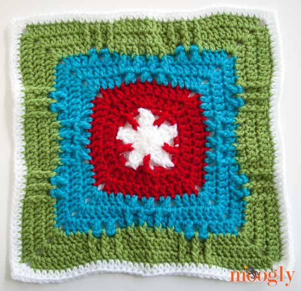 images about moogly crochet along 2014 on Pinterest Afghan crochet ...
