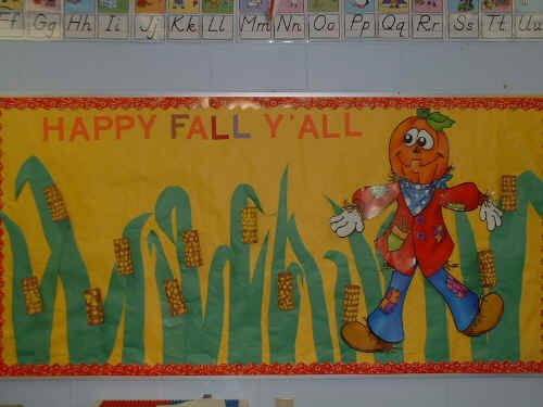 Best 25+ Fall Bulletin Boards Ideas On Pinterest