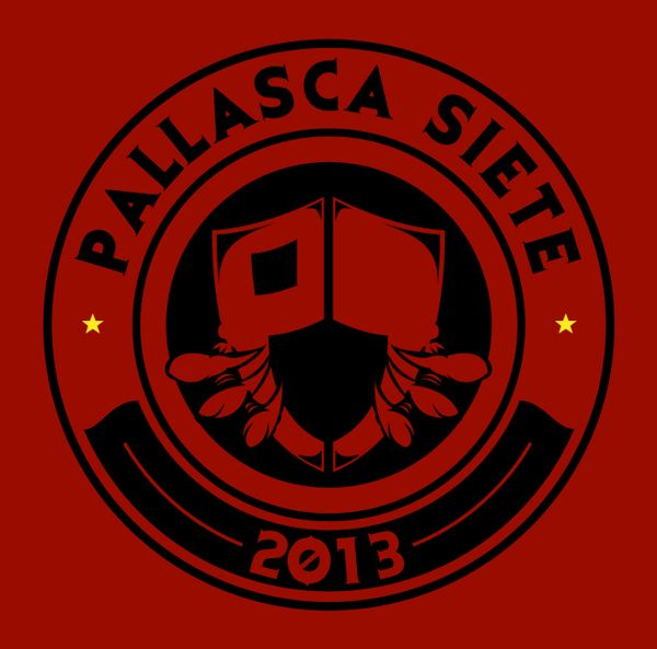 Pallasca7 | Logo on Behance