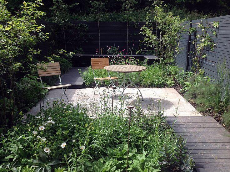 modern urban garden design dulwich peckham clapham battersea london designer