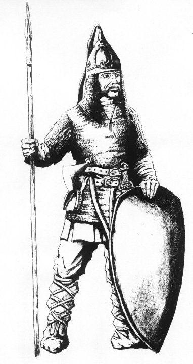 Piast warrior