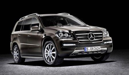 "Mercedes benz Clase GL ""Grand Edition"""