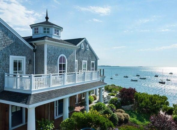 Wequassett Resort and Golf Club  Five Star Hotel on Cape Cod
