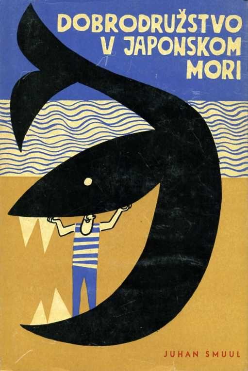 1964, Juhan Smuul, Dobrodružstvo v Japonskom mori