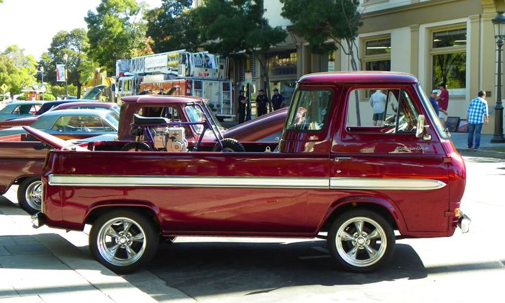 1967 Ford Econoline Pickup Photo 100 1367