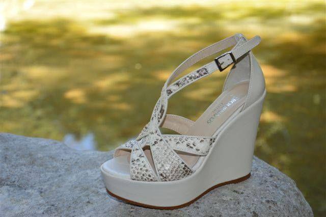 PLATFORM WEEKEND .... Chic .... stylish .... irresistible! (Σχεδο: FT-2082)
