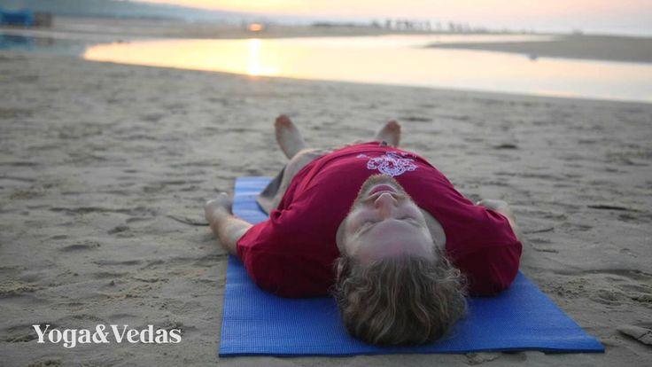 Séance de Yoga Nidra avec Jocelyne 22 min - YouTube