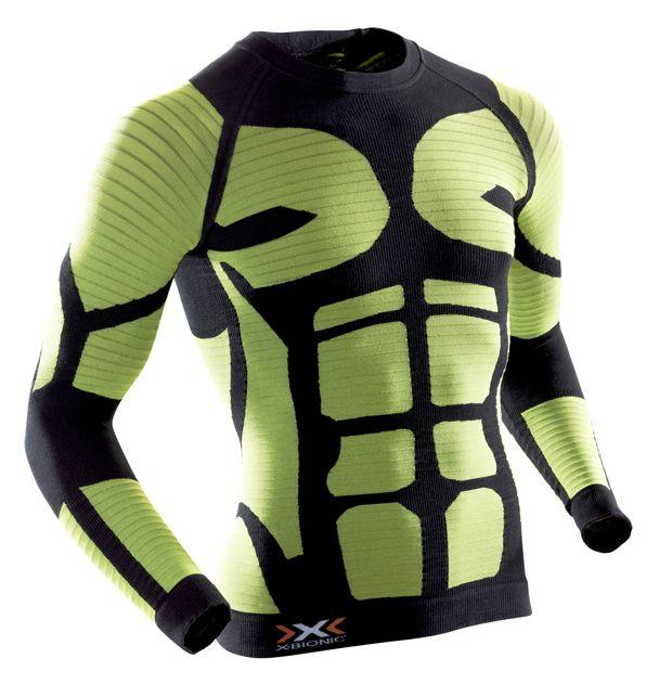 X-BIONIC Precuperation/Recovery Shirt.