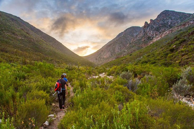 Baviaanskloof's Leopard Trail in South Africa