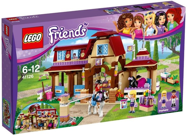 Images for the Summer's new line of LEGO Friends sets including the much anticipated Amusement Park sub-theme!