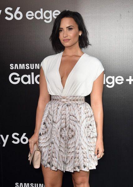 Demi Lovato Photos - Samsung Launch Party