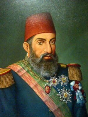IMPERO OTTOMANO ABDUL HAMID II