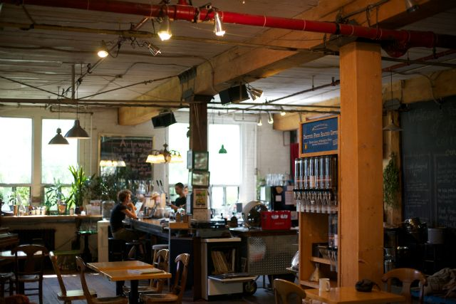 home, (merchants of green coffee) - toronto
