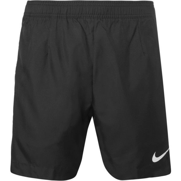 Nike Tennis NikeCourt Dry Dri-FIT Tennis Shorts ($50) ❤ liked on Polyvore featuring men's fashion, men's clothing, men's activewear, men's activewear shorts and nike