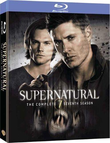 Kjøp Supernatural - Sesong 7 (Blu-ray)  på CDON.COM. Lave priser og rask levering.
