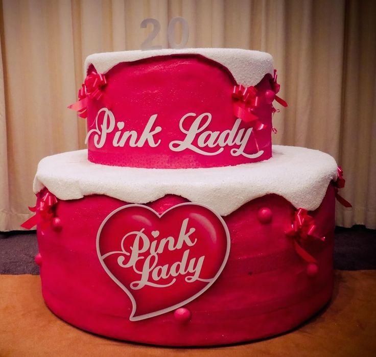 Les 20 ans de Pink Lady