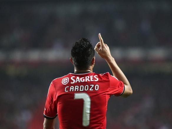 Tacuara Cardozo Benfica Sporting Trabzonspor