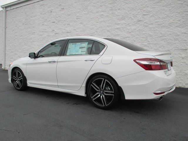 honda accord spoiler 2016 | 2016 Honda Accord Sport Sedan for sale in Salisbury, NC at Gerry Wood ...