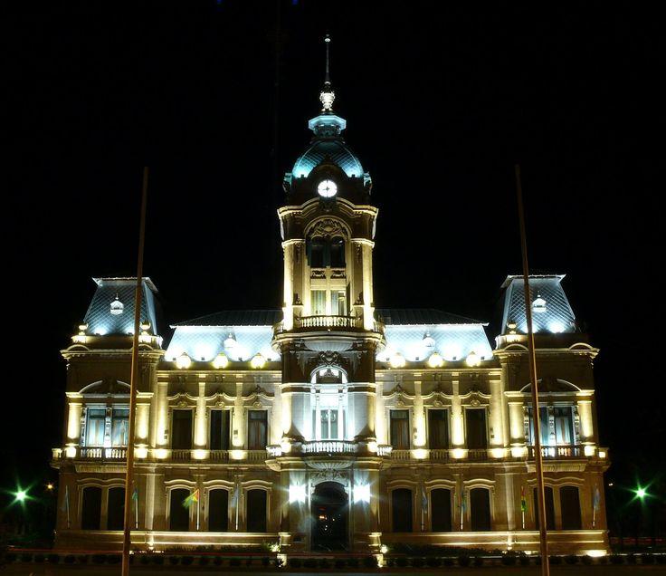 Palacio Luminico. Tres Arroyos. Argentina