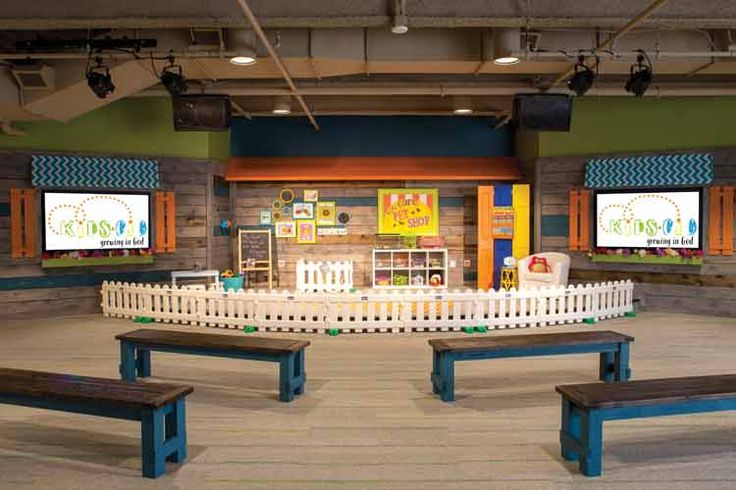 Children's spaces are special in that they are highly creative. Those designs are most effective when they are tailored to the unique needs and mission of the church.