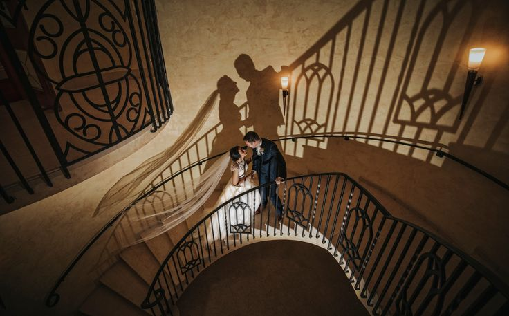 stairs - Recent Wedding